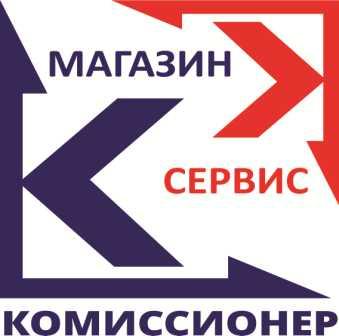 Логотип Комиссионер мал