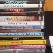 Разные DVD диски с фильмами Б/У