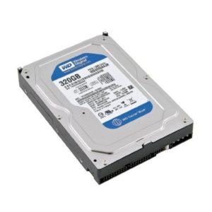 Жесткий диск 320гб 7200 rpm Б/У