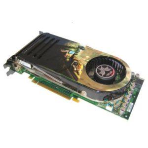 Видеокарта asus GeForce 8800 GTS