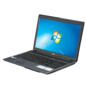 Ноутбук Acer 5733 Pew71 На разбор