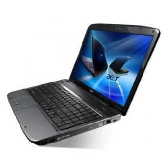 Ноутбук Acer 5732z на разбор