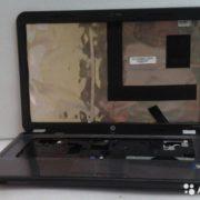 Ноутбук HP Pavilion G6 на разбор