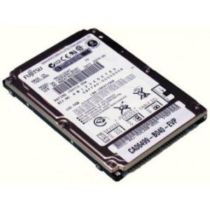 Жиск для ноутбука IDE 60 гб Fujitsu MHY2060AT