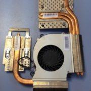 Ноутбук MSI GX70 — 3BE на разбор