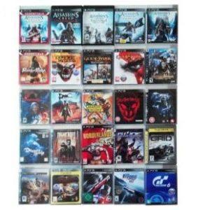 Игры, диски для Sony PS3