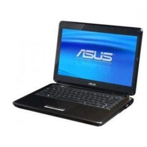 Asus K40AF ноутбук Б/У (2.4ghz, 3gb, 320gb, 512mb)