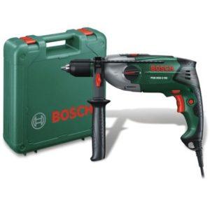 Дрель bosch PSB 850-2 RE Case (бзп) Полный комплект