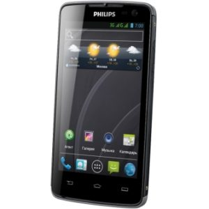 Philips Xenium W732 смартфон Б/У