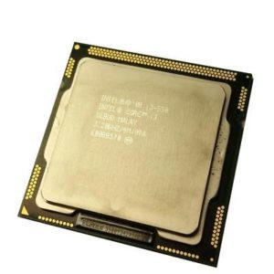 Процессор Intel Core I3-550 3.20GHZ (1156)