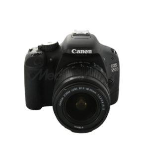 Зеркальный фотоаппарат Б/У Сanon eos 550d kit 18-55