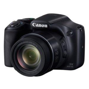 Компактный фотоаппарат Canon PowerShot SX520 HS