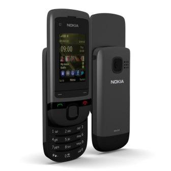 Nokia C2-05 телефон — слайдер Б/У