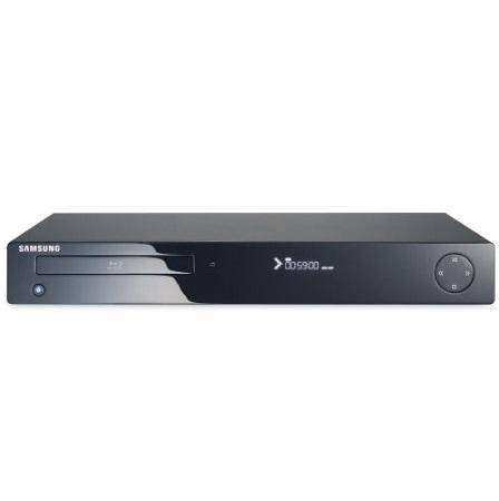 Blu-ray-плеер SAMSUNG BD-P1500 Б/У