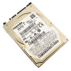 Жесткий диск для ноутбука Toshiba MK1246GSX 120Гб