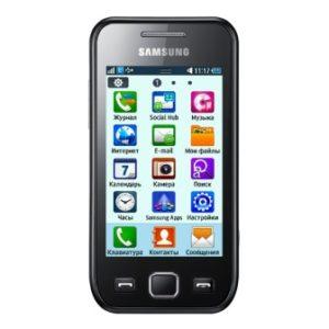 SAMSUNG Wave 525 GT-S5250 смартфон Б/У