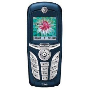Motorola C390 кнопочный телефон Б/У