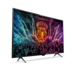 Телевизор в отличном состоянии Philips 49PUT6101/60 4K Smart
