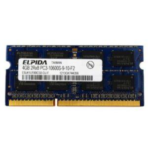 DDR-3 4GB Elpida Ноутбук (EBJ41UF8BCS0-DJ-F)