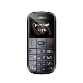 Explay BM50 кнопочный телефон