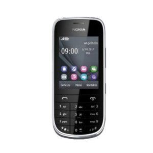 Nokia Asha 203 кнопочный телефон Б/У