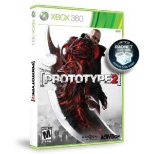 Prototype 2 Xbox 360 игра