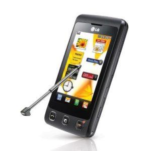 LG KP500 смартфон Б/У