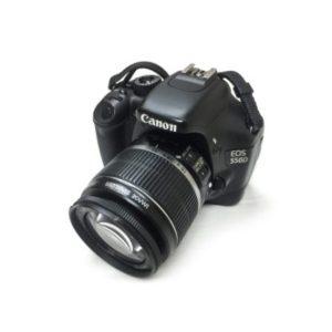 Зеркальный фото-т Canon EOS 550D Kit