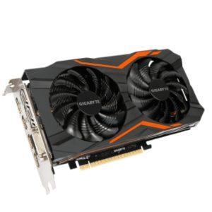 Видеокарта gigabyte GeForce GTX 1050 Ti 4096Mb