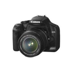 Зеркальный фо-т Canon EOS 450D Kit