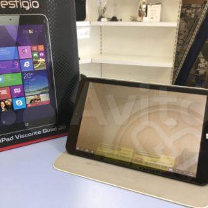 Планшет Prestigio Quad 3G PMP881 (Windows 10, sim 3G)