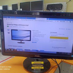 Монитор Philips 247E3LSU 23.6″
