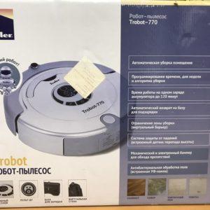 Робот-пылесос Tesler Trobot-770 новый акб
