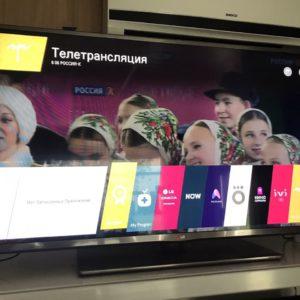 Телевизор LG 39LB650V 39″ Smart – TV, Wi-Fi
