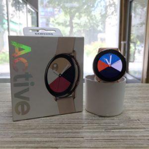Умные часы Samsung Galaxy Watch Active SM-R500