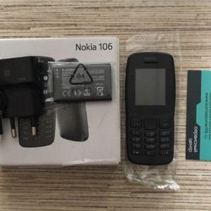 Новый Nokia 106 Dual Sim